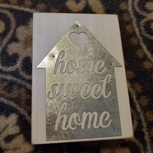 Other - 3 for $10 Home Sweet Home sign